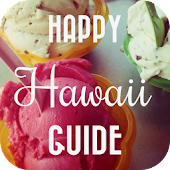 HAPPY HAWAII GUIDE :CANVAS ver