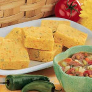 Jalapeno Corn Bread.