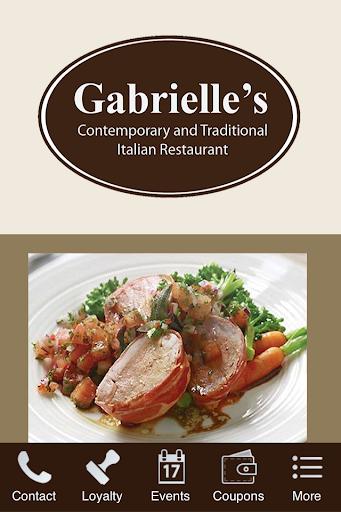 Gabrielle's Italian Restaurant