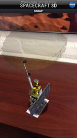 Spacecraft 3D Screenshot 5