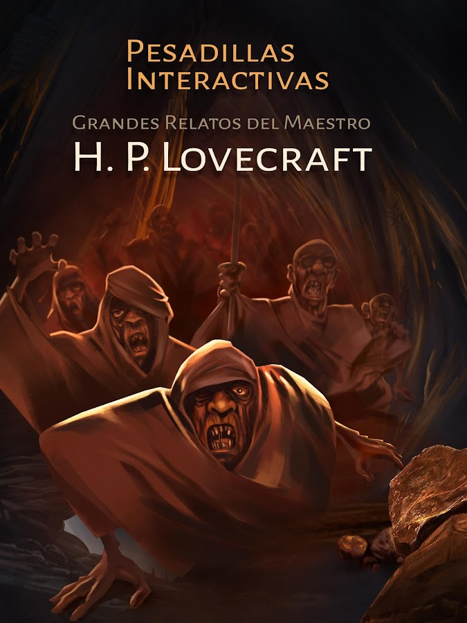Lovecraft Collection ® Vol. 1: captura de pantalla