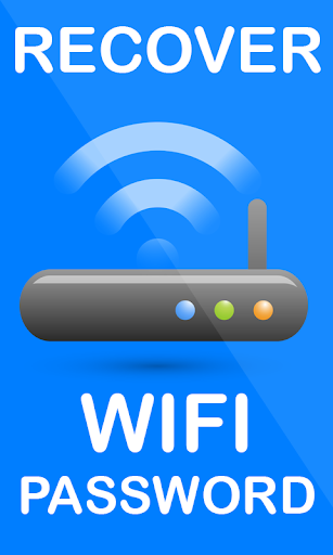 Recover Wifi Password