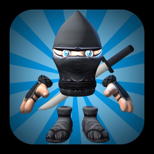 Jumpy Ninja X 體育競技 App LOGO-硬是要APP