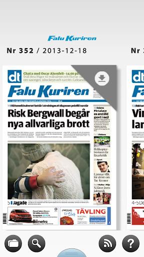 Falu-Kuriren e-tidning