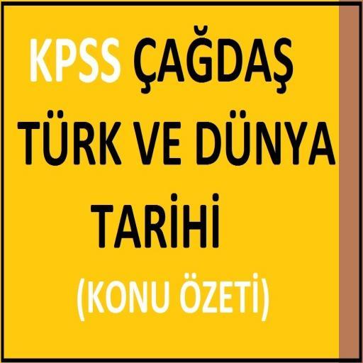KPSS Çağdaş Türk- Dünya Tarihi