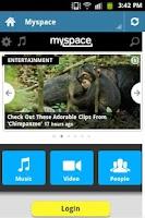 Screenshot of OneFeed Social