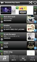 Screenshot of German Hits!(Free)