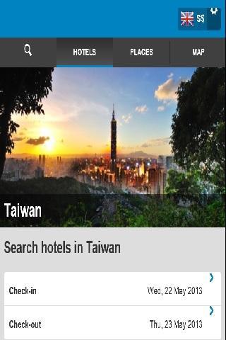 Taiwan Hotel Super Deals
