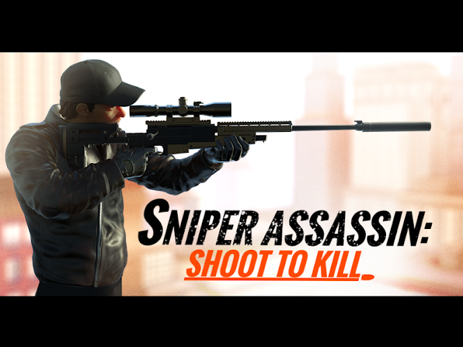 Sniper 3D Assassin: Free Games APK+DATA Mod 1.6.2 [Lastest] - Cover