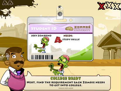 Zombie College - screenshot thumbnail
