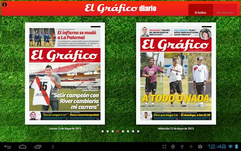 El Grafico Diario - screenshot thumbnail