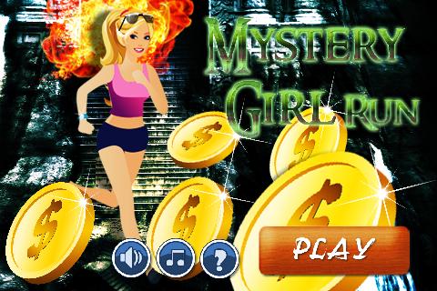 Mystery Girl Run