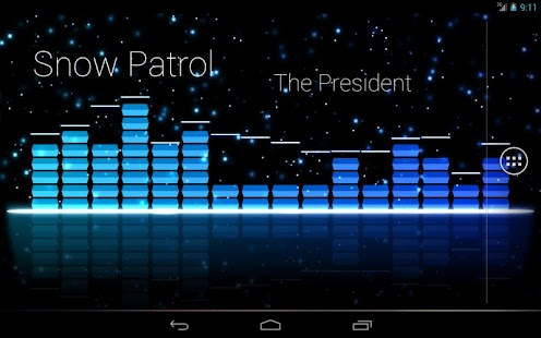 Audio Glow Live Wallpaper - screenshot thumbnail