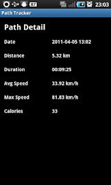 Path Tracking Screenshot 4