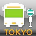 東京都内バスルート案内 logo