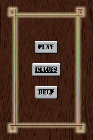 Sliding Picture Puzzle Game - screenshot