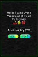 Screenshot of Code Breaker Free