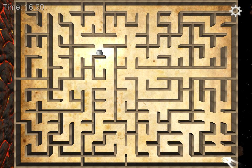 RndMaze - Maze Classic 3D FREE- screenshot