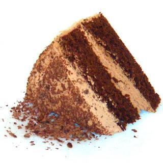Gluten-free CHOCOLATE FUDGE CAKE.