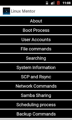 Linux Mentor
