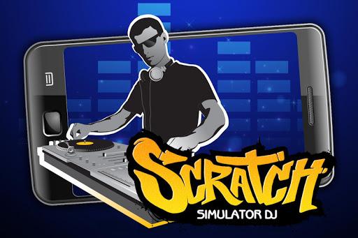 Scratch dj simulator