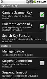 BluePiano Bluetooth Wedge- screenshot thumbnail