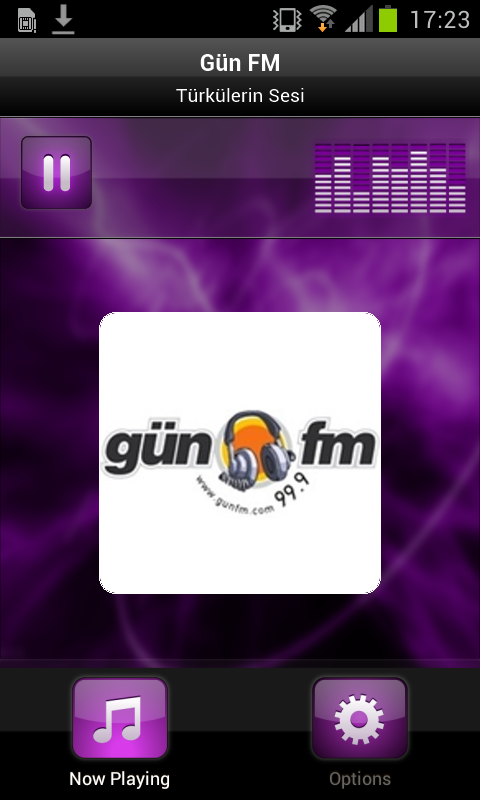 Gün FM - screenshot