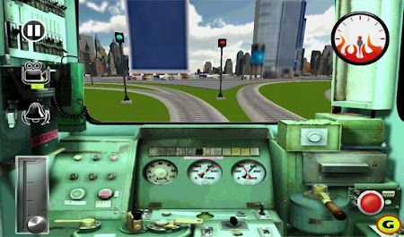 Modern Train Driver Simulator 1.0 screenshot 170520