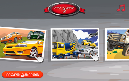 Car Puzzle 2- screenshot thumbnail