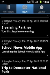 School Updates- screenshot thumbnail
