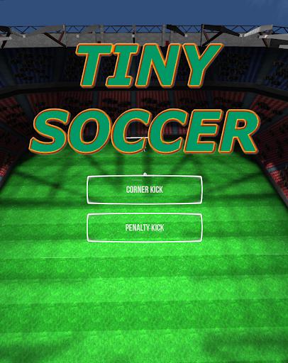 Tiny Soccer 3D