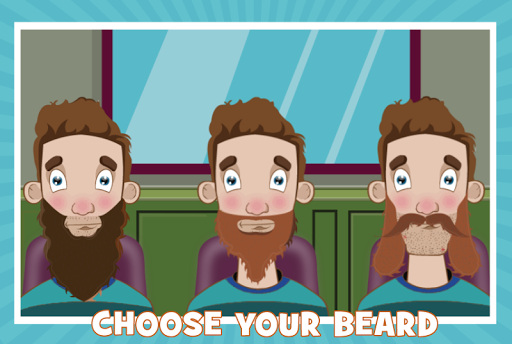 Beard salon - Shaving games