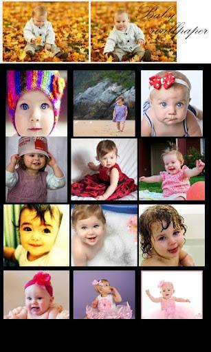 Cute Baby Wallpaper Free