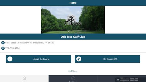 Oak Tree Country Club