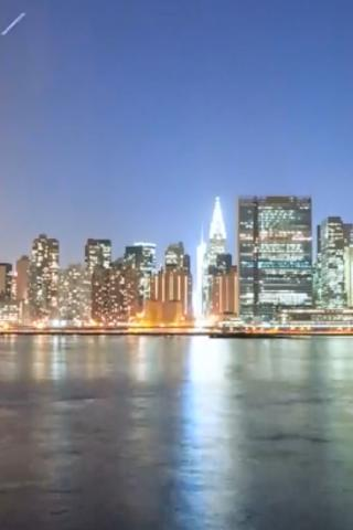 New York skyline LiveWallpaper