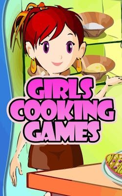 Cooking Games For Girls - screenshot