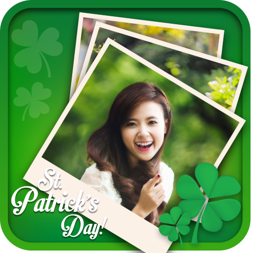 Saint Patrick Day Frames