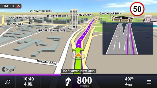 India GPS Navigation by Sygic - screenshot thumbnail