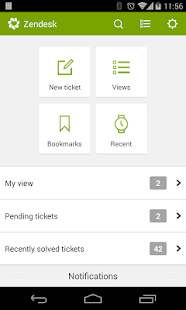 Zendesk - screenshot thumbnail