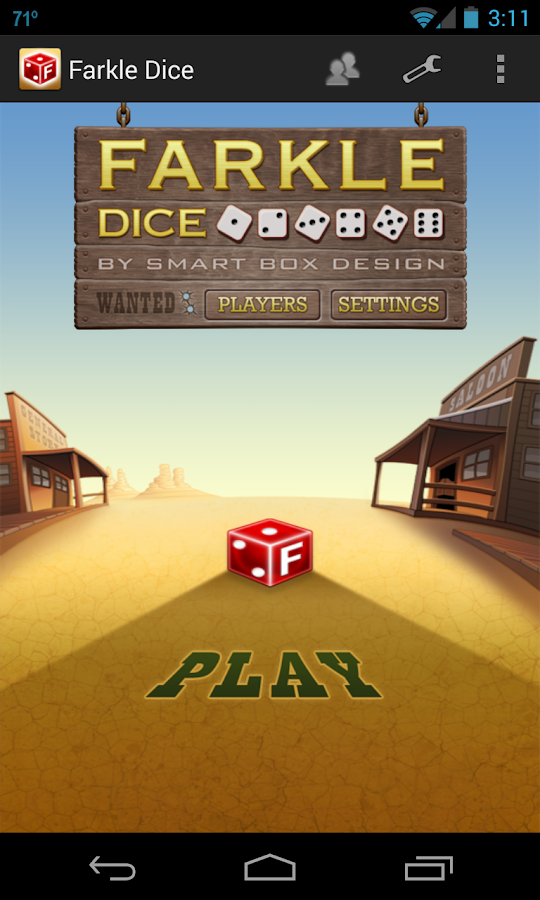 Farkle Dice DLX (Ad-Free)- screenshot