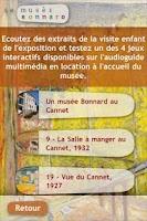 Screenshot of Musée Bonnard : Inauguration