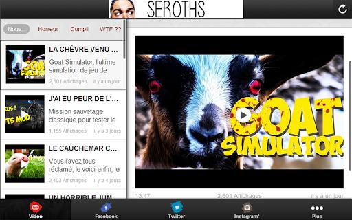 【免費娛樂App】Seroths-APP點子