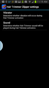 Hair Trimmer Clipper- screenshot thumbnail