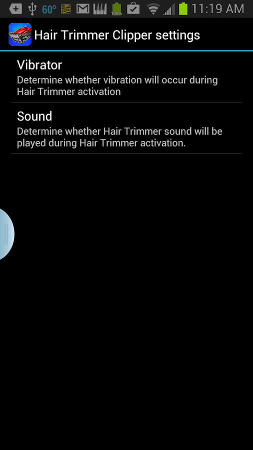 Hair Trimmer Clipper- screenshot