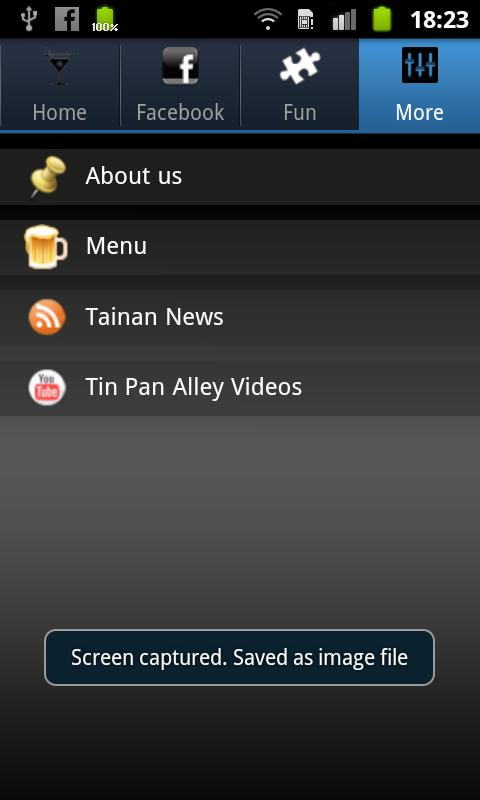 Tin Pan Alley Tainan- screenshot