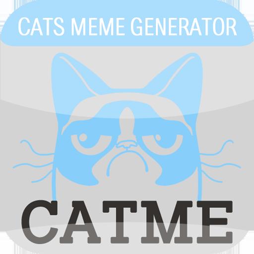Catme - Instagram cat memes! 娛樂 App LOGO-硬是要APP
