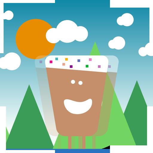 FLAT ~dodge~ 休閒 App LOGO-硬是要APP