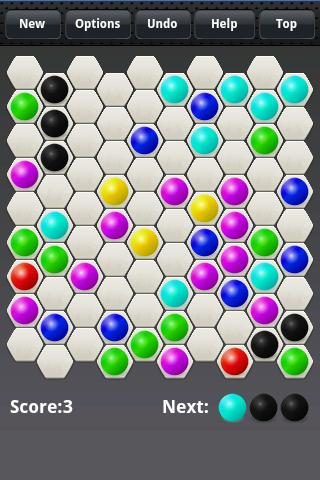 Hexa Lines - screenshot