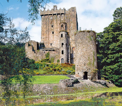 Blarney-Castle-Cork -  Blarney Castle in Cork, Ireland, is among the most popular shore excursions on Princess Cruises sailings to the British Isles. Cork, Ireland's third largest city, boasts great architecture and a vibrant cultural life.