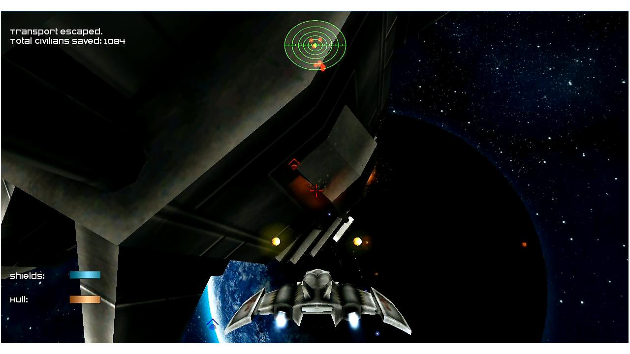Dawn Earth 3D Shooter Premium - screenshot